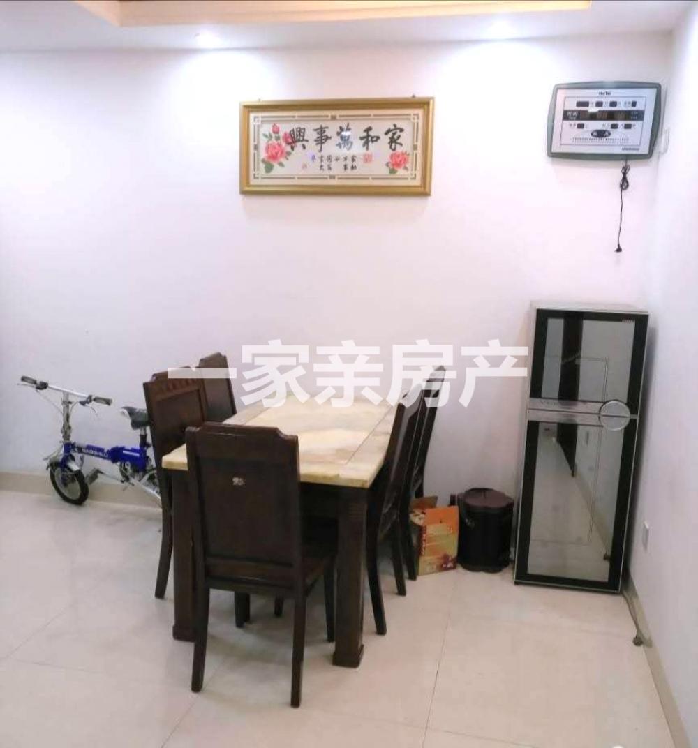 三江豪苑中装3室2厅2卫繁华地段学校就在家门口