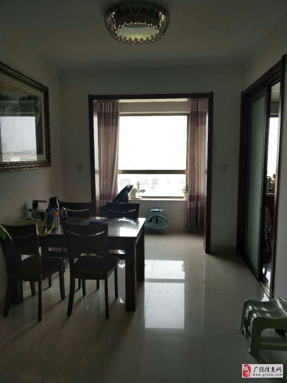 丽景豪庭7楼西户带车库3室2厅1卫英才学区免税房