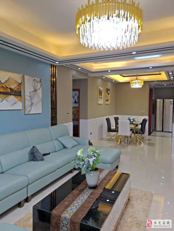海棠香国(洋房)全屋中央空调花园两层80平