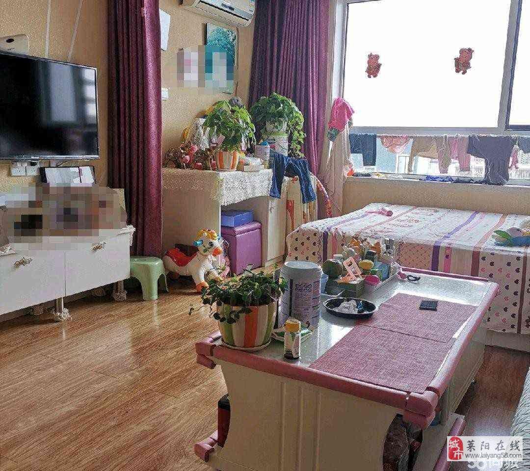 阳光城精装小公寓可投资可出租39.5万元