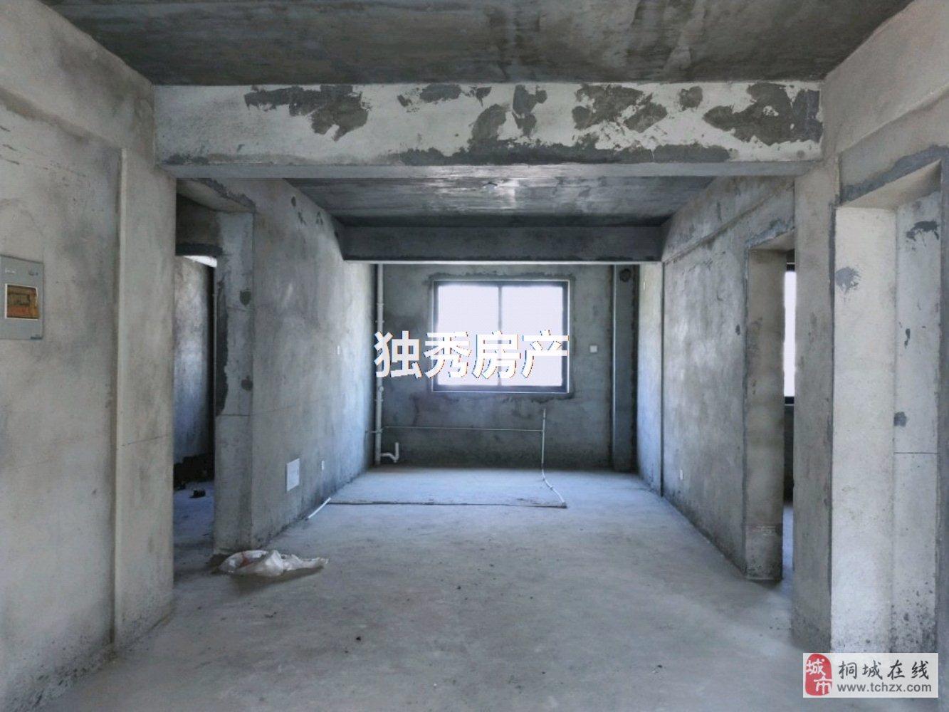 出售山水龙城香水湾毛坯房3室2厅1卫55万元