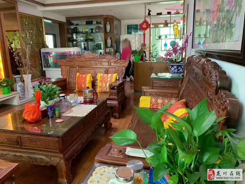 市中心洪景花园4房精装带平台售68.8万