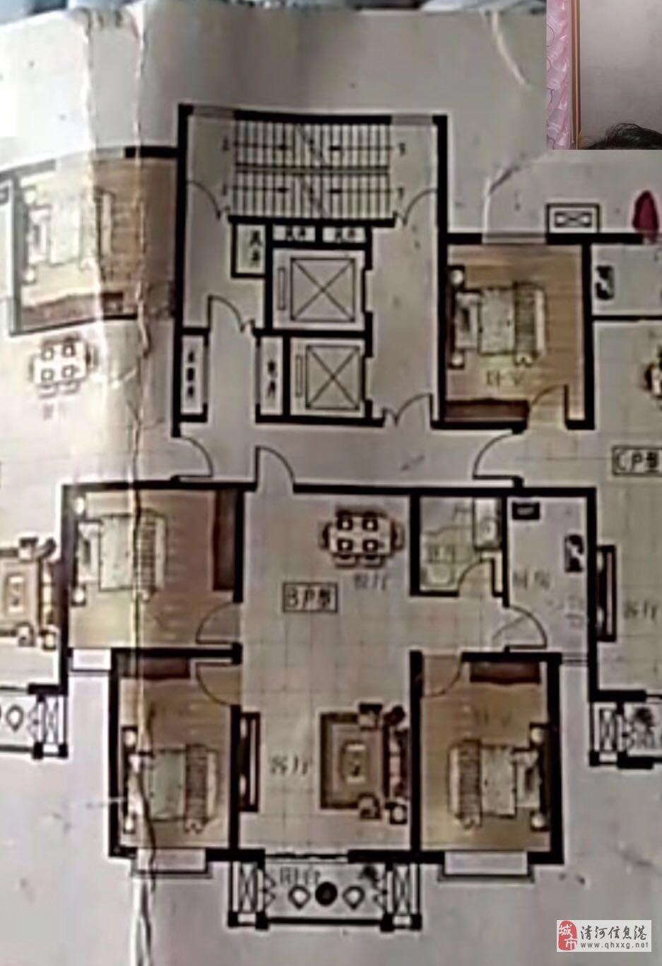 宇联港湾小3室准现房可贷款首付5500一平