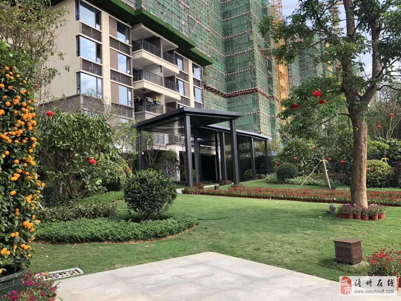 儋州富力阅山湖3室2厅2卫130万元(富人区)