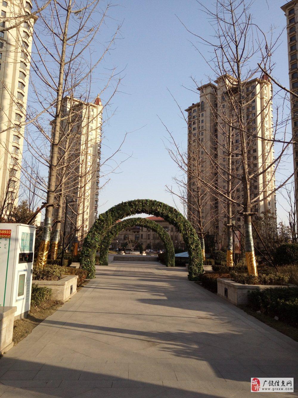 中南世纪城5楼120平毛坯房兴安学校