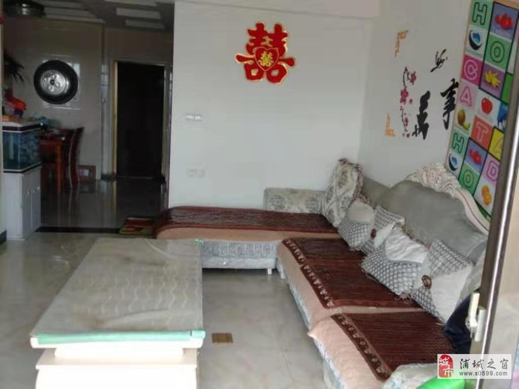 锦江花园业主急售2室2厅1卫90万元