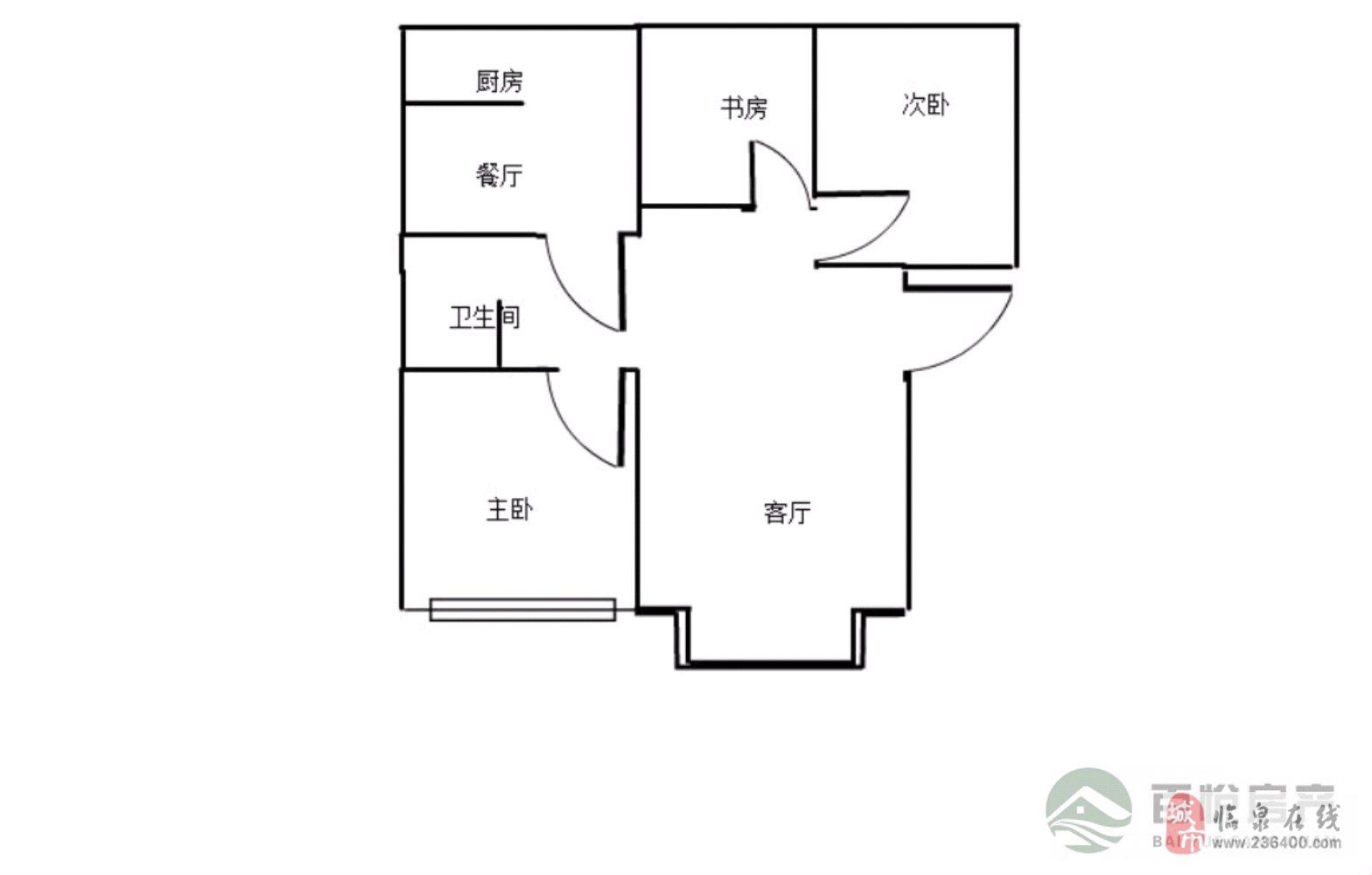 优质:阜台阳光城南三室步梯有证可按揭+南北通透限售