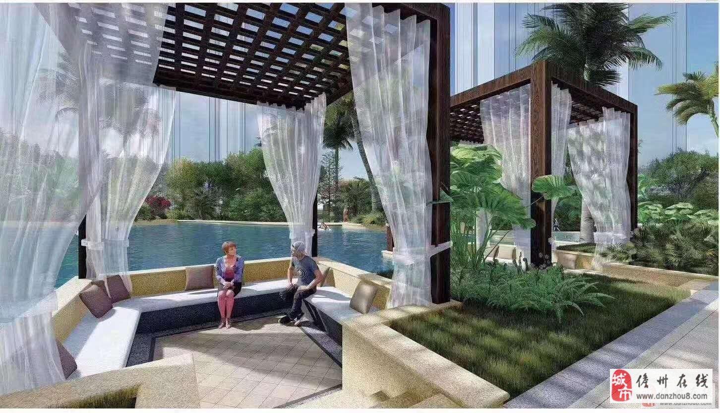 海南儋州世贸天成75.55平仅售55万元