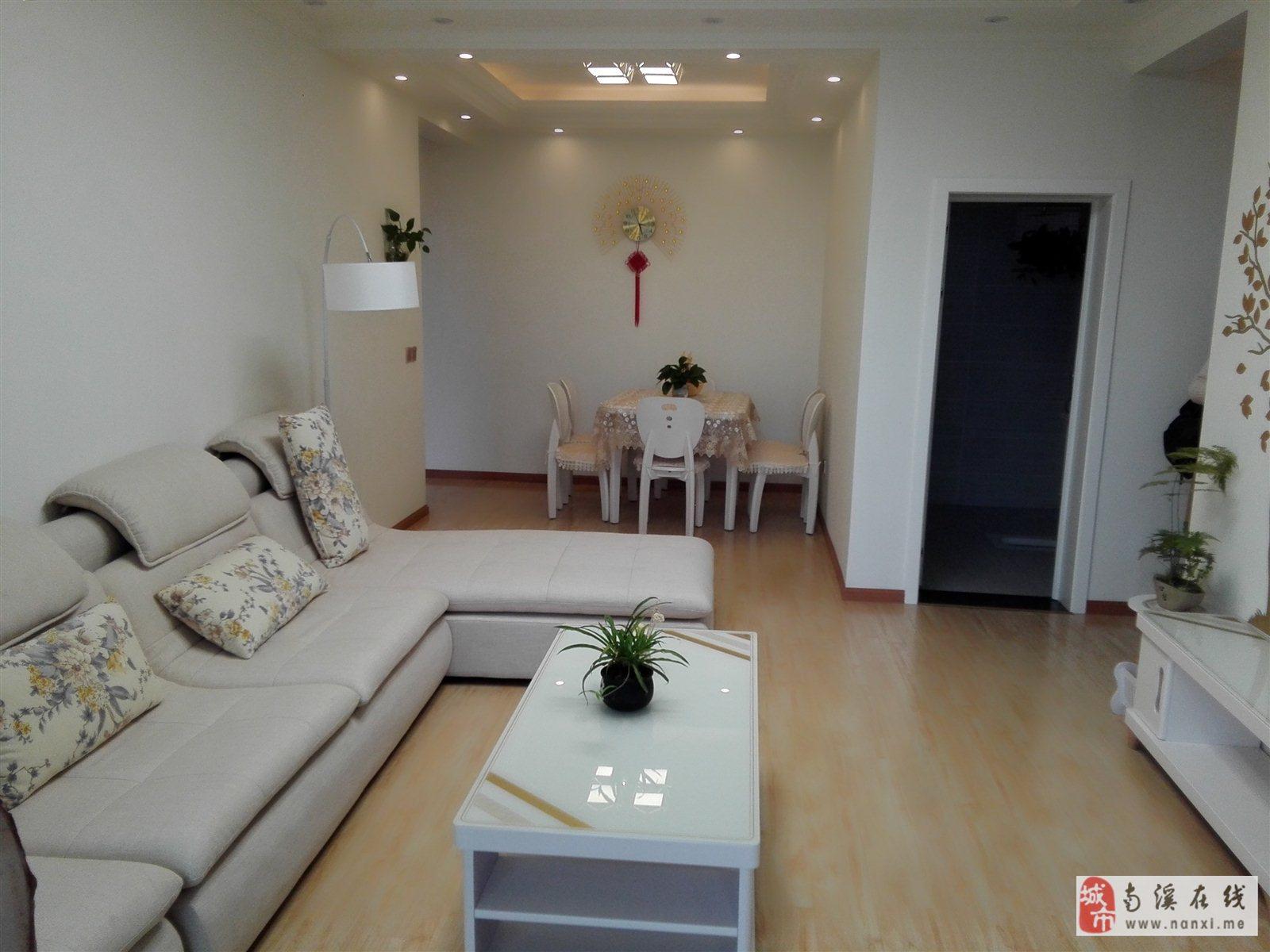 热门小区 一线江景房来了 精装3室 拎包入住 可按揭