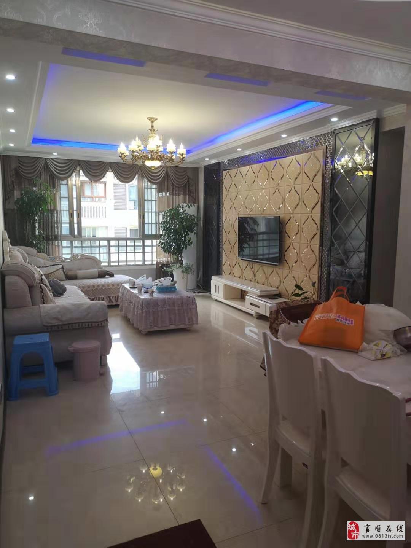 小高层西城壹号带花园3室2厅2卫83万元