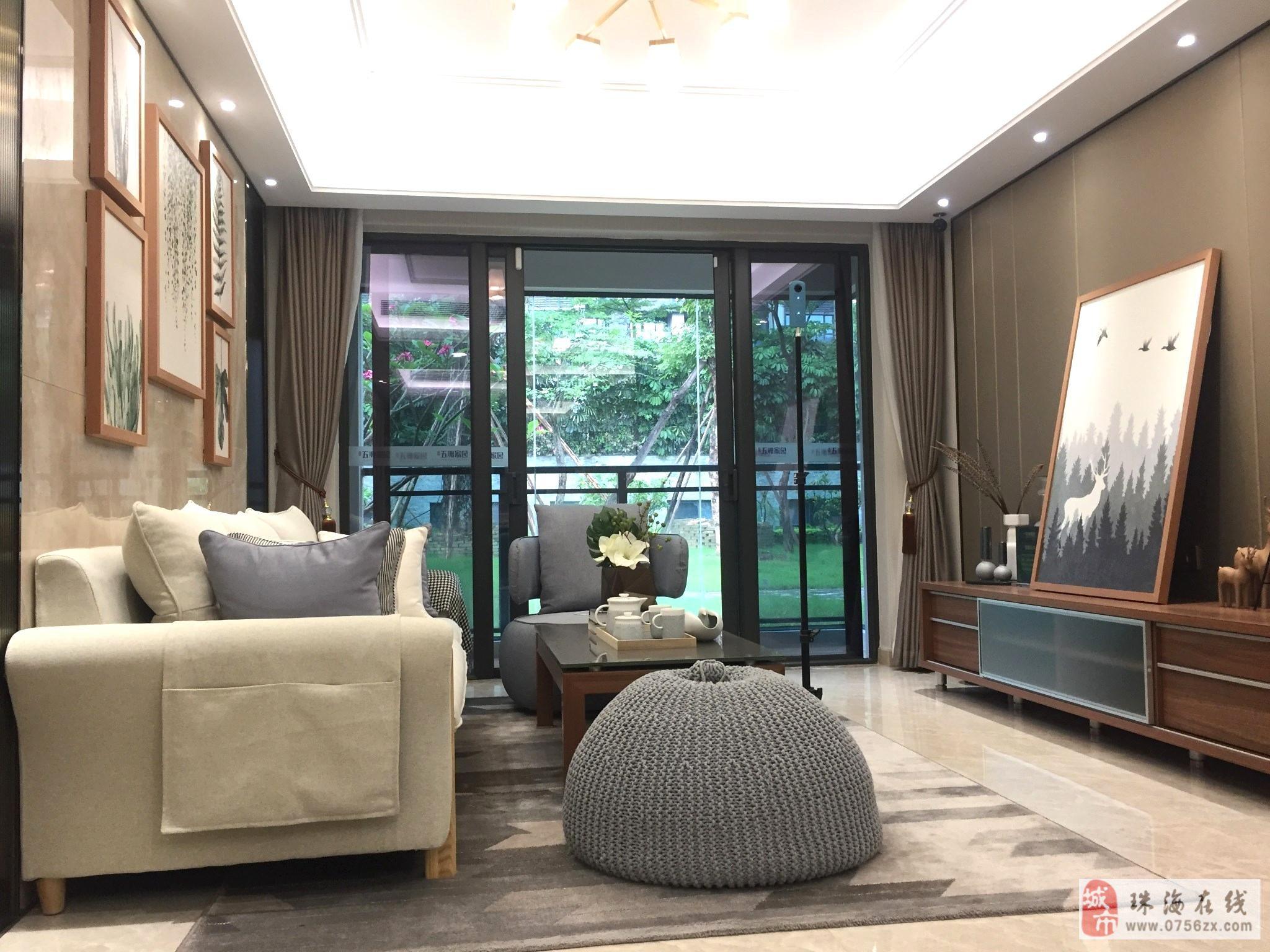豪裝現樓五洲家園舒適4房來往市區方便直接上香海大橋