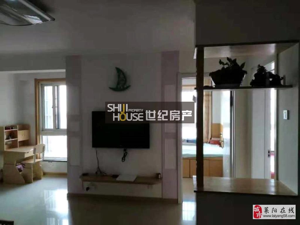 汇龙湾精装两居室,拎包入住,刚需的最好选择