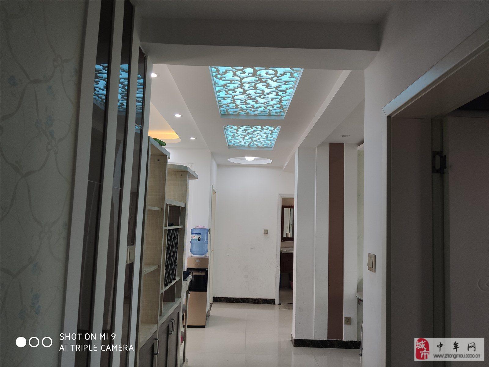 濱河小學旁森林里3室2廳1衛125萬元精裝修