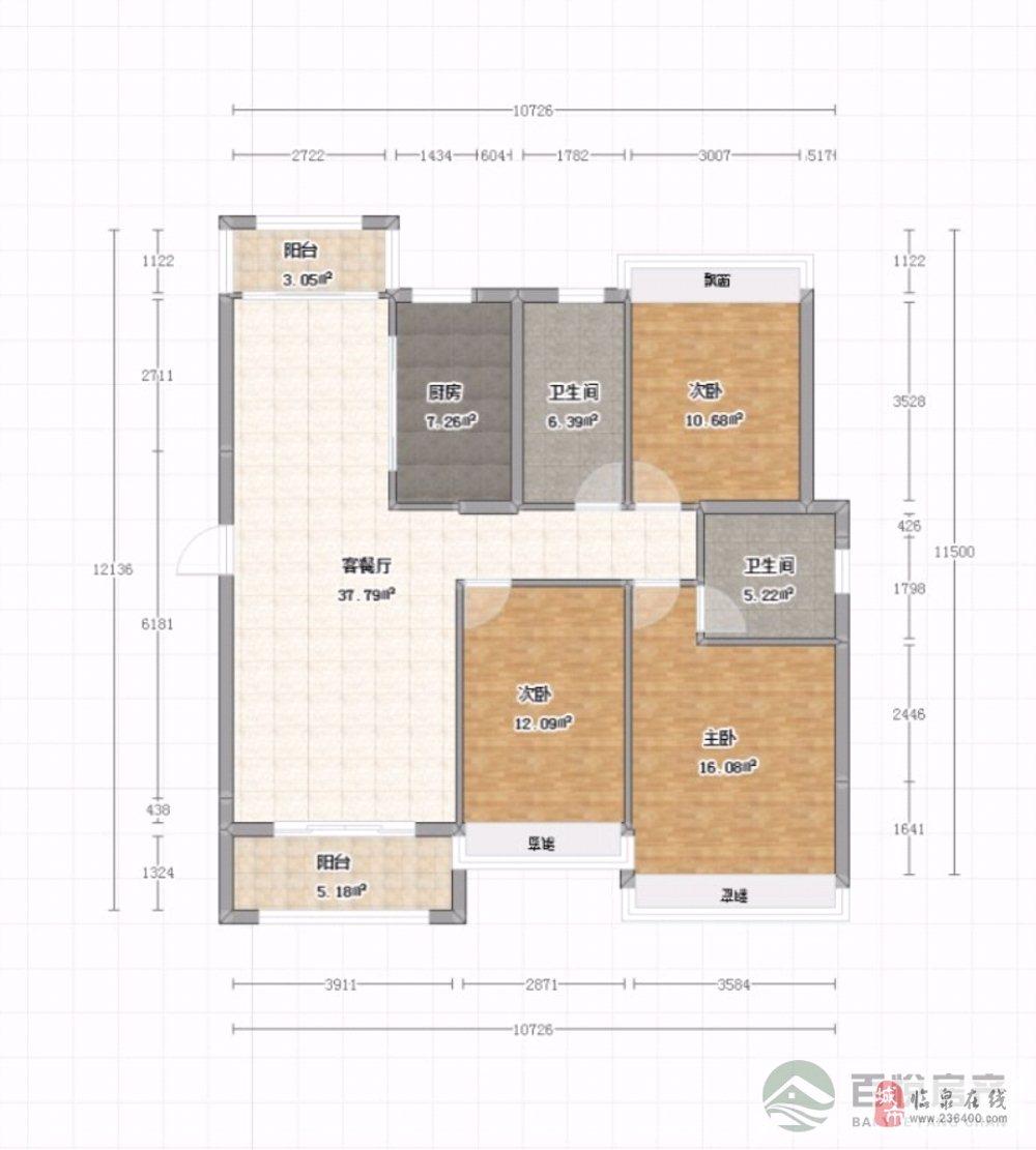 急售:晶宫·天悦五大学区房洋房一楼带院