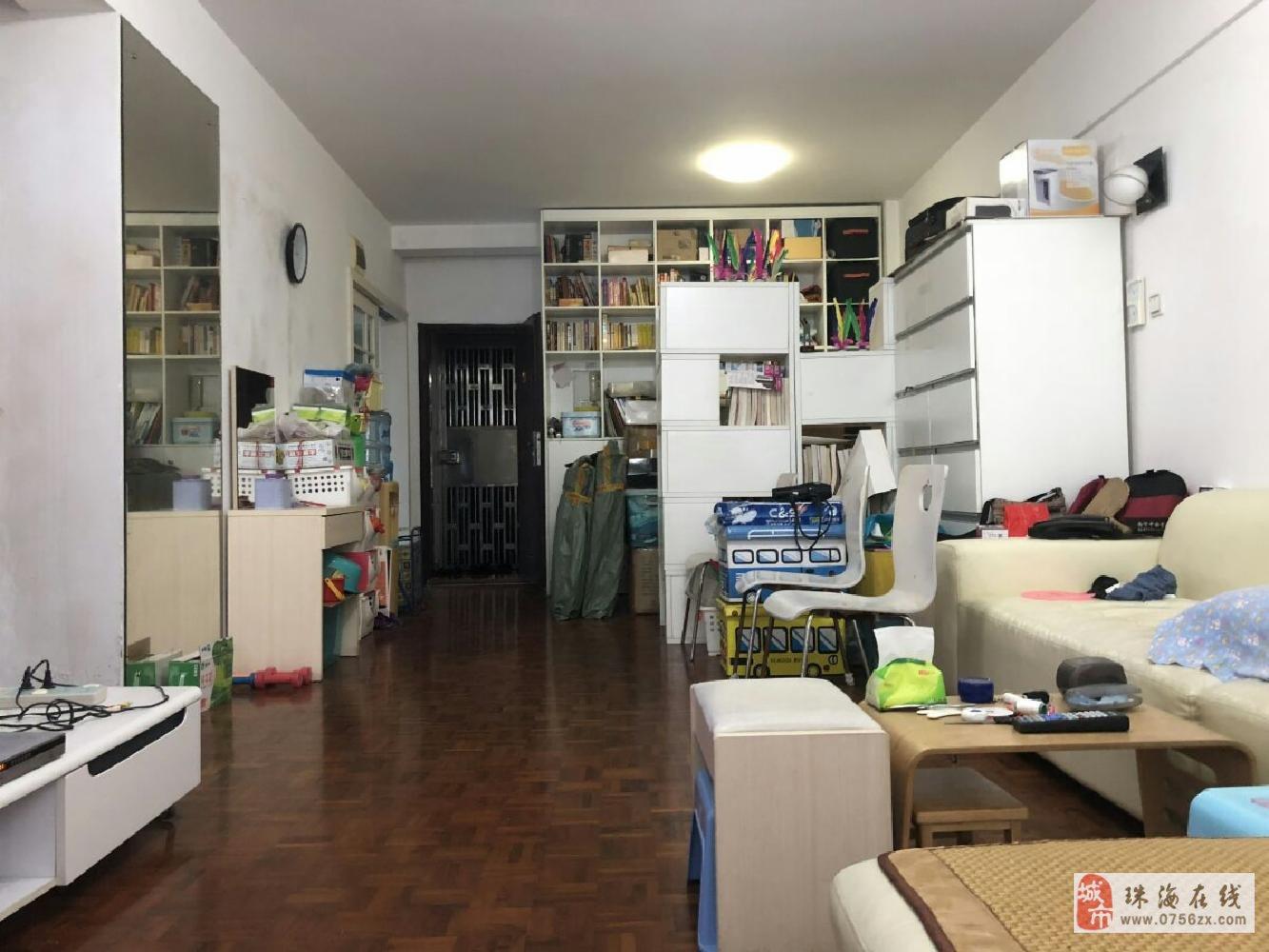 海灣花園94平2室2廳東南,配套齊全,看房方便,保養好