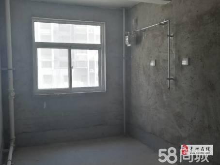世纪鸿基电梯3楼123平现房毛坯储藏室可按揭91万