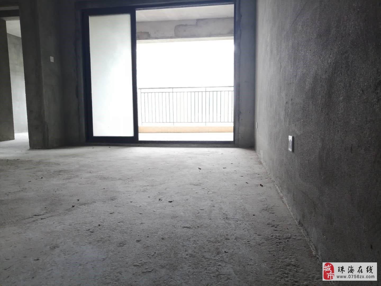 (綠景后灣)88平朝南三房高層視野開闊全新毛坯戶型實用