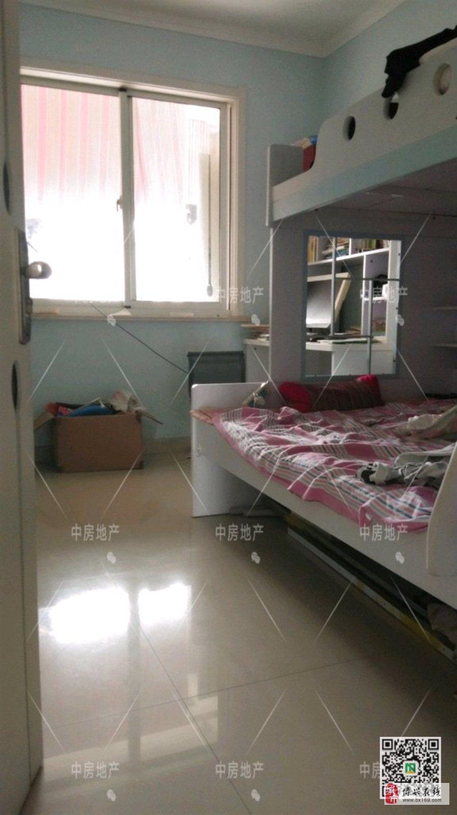 渤海锦绣城3室2厅2卫165万元