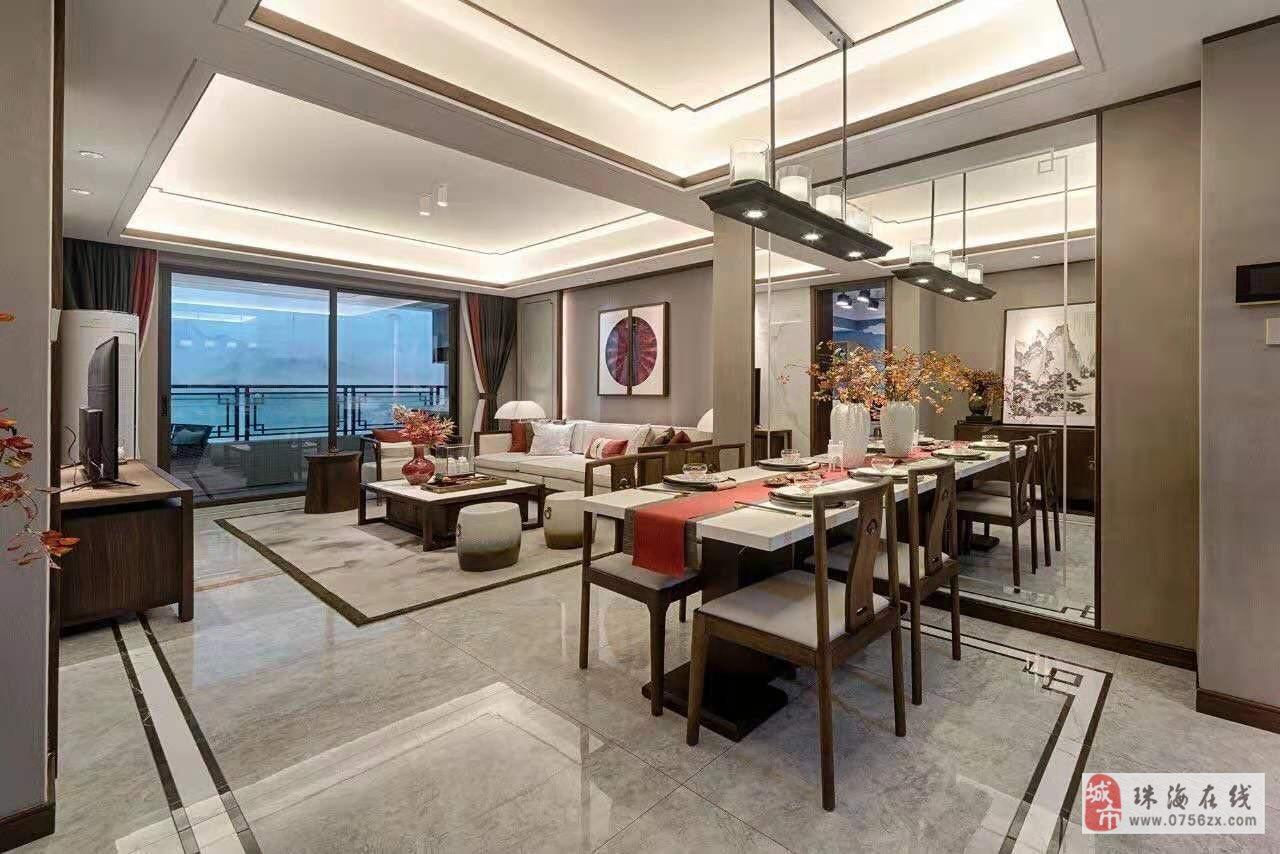 珠海建發璽園89,120三房,四房渠道客戶找我團購折扣優惠