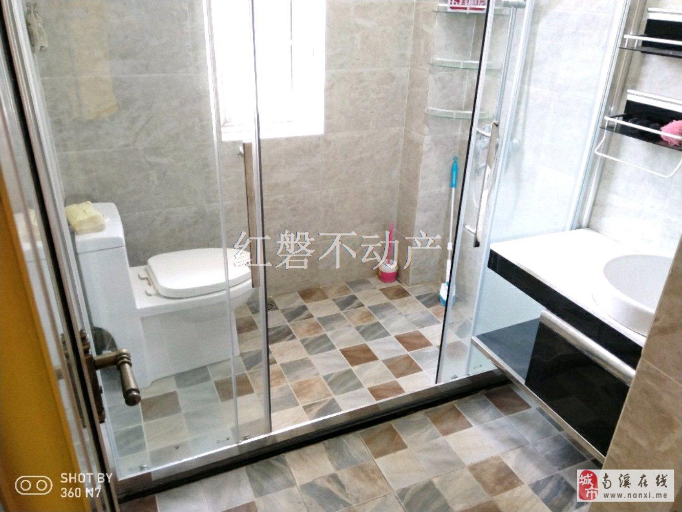 康安江城房東差錢精裝3室帶平臺84.8萬元