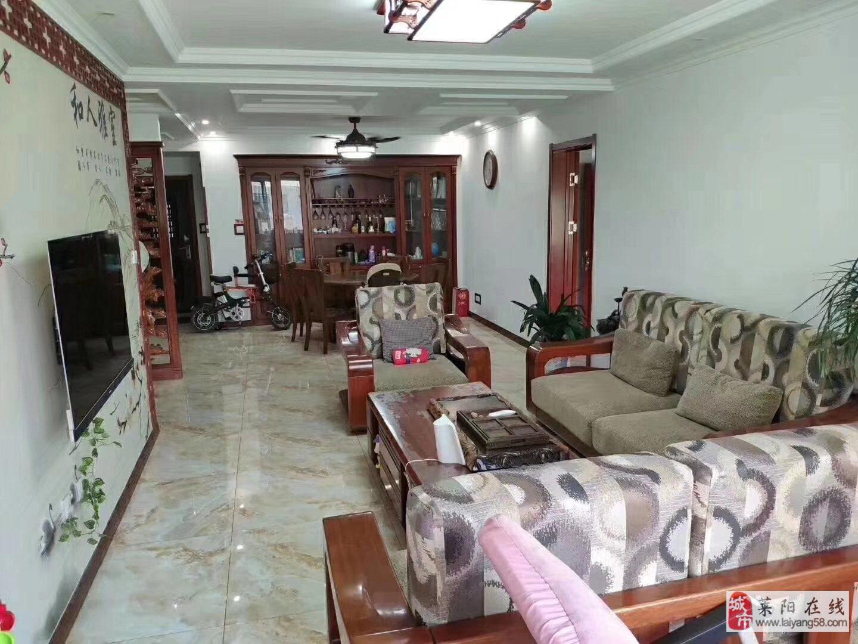 山水华庭豪华装修小房3室2厅2卫80万元