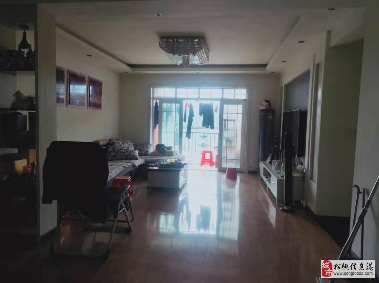 超值滨江花园电梯3室2厅2卫43.2万元送顶楼