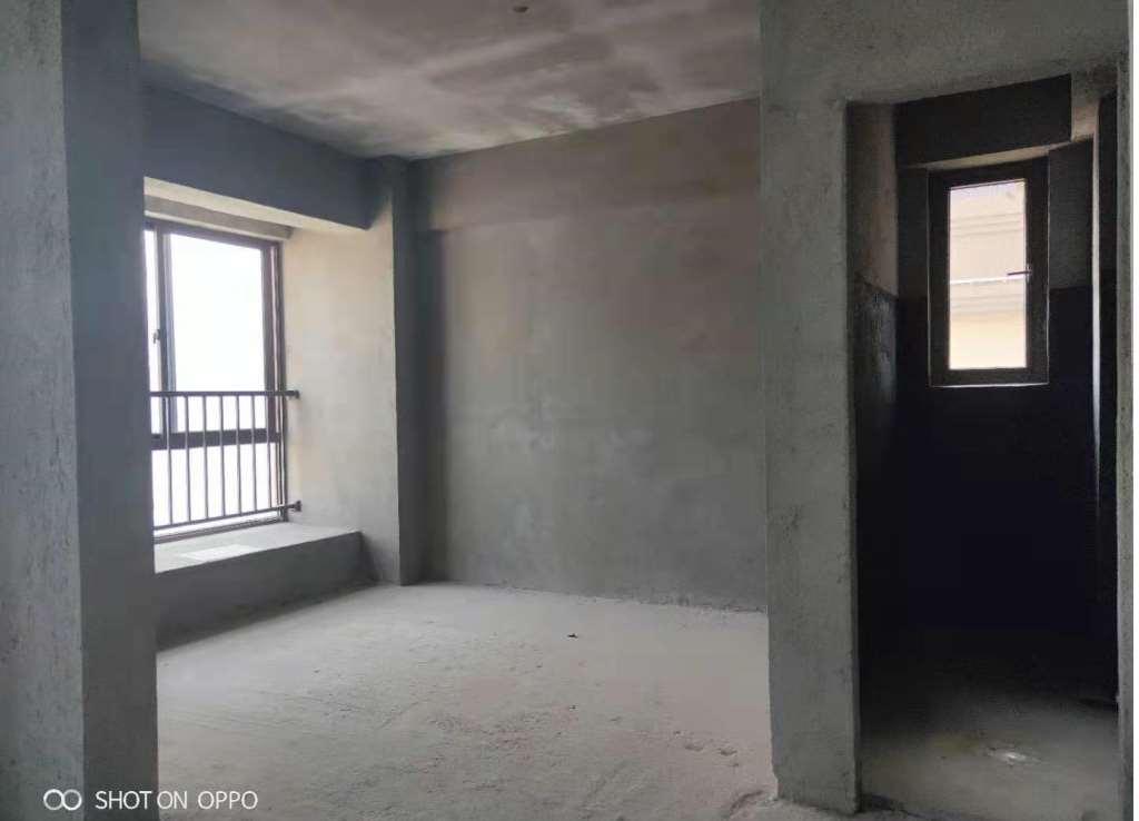 明珠茶叶城109.8平方毛坯高层仅售59万元