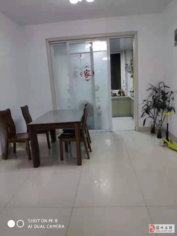 中海城西苑3室139万元多层4楼送车库