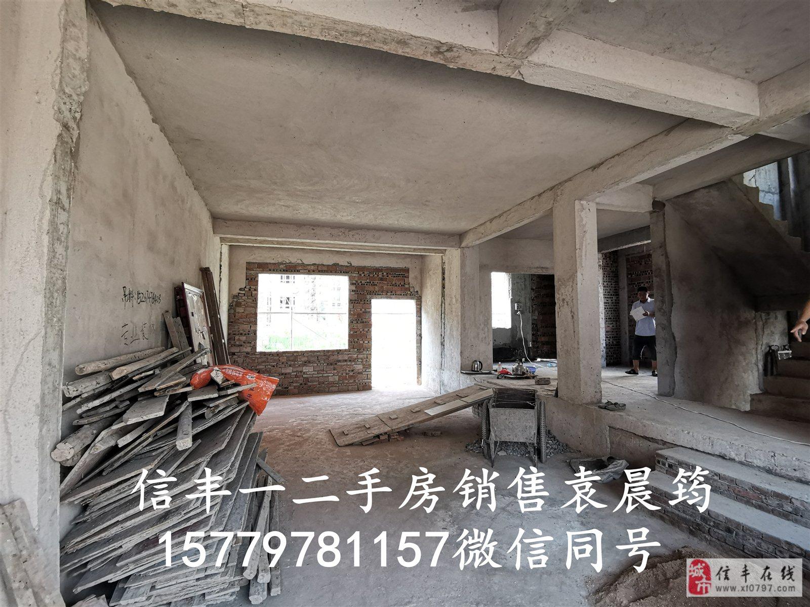 碧水蓝天别墅改建加建150方带花园地下室