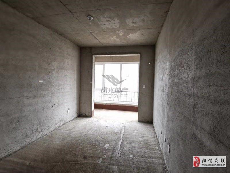 華鼎·觀瀾國際,電梯房兩居室,毛坯房可隨意裝修