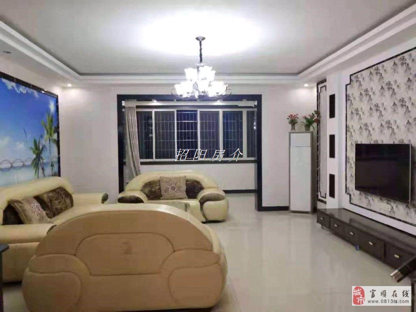 顺心家园精装3室2厅2卫2楼急售64.8万元