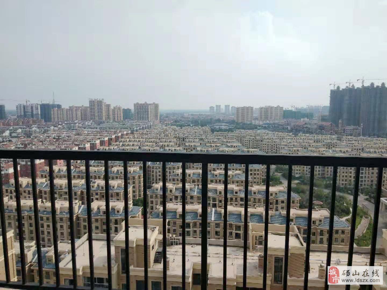 帝景水岸电梯房20楼毛坯光线好视野佳真正的观景房