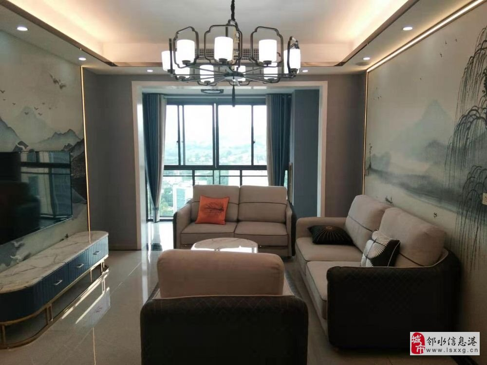 竹香苑3室2廳2衛53.8萬元