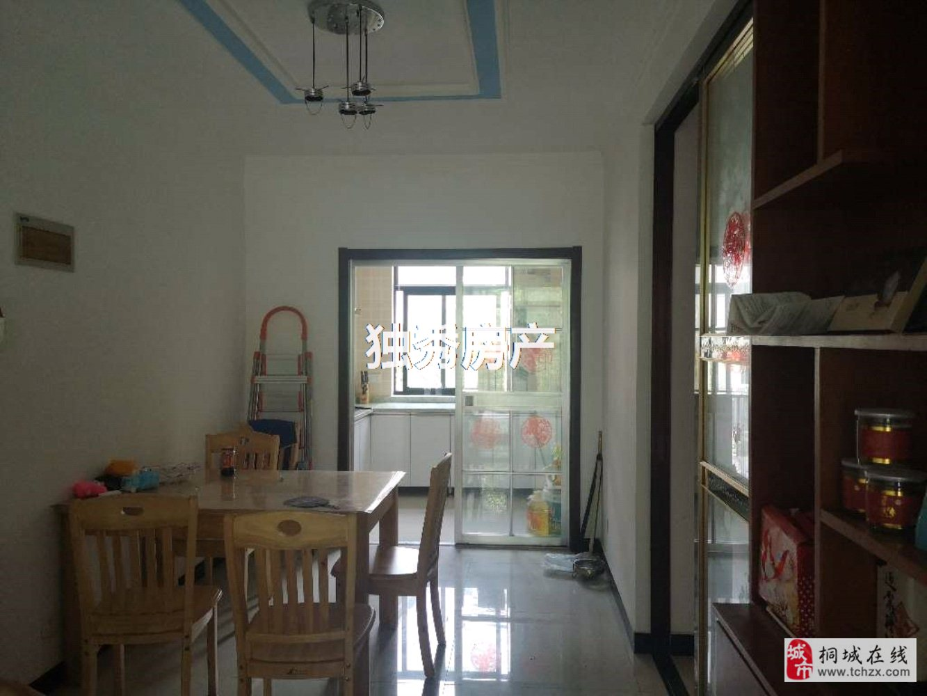 出售仙龙湖七里香溪精装房2室2厅1卫55万元