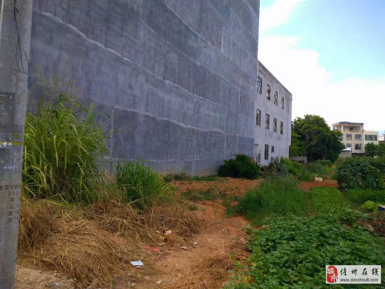 文化南路8X15米地基85万元出售包过户
