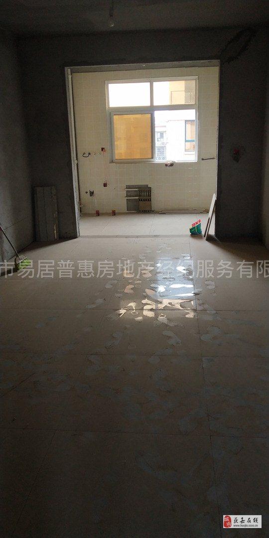 【易居普惠】福祿東苑毛坯已鋪地磚
