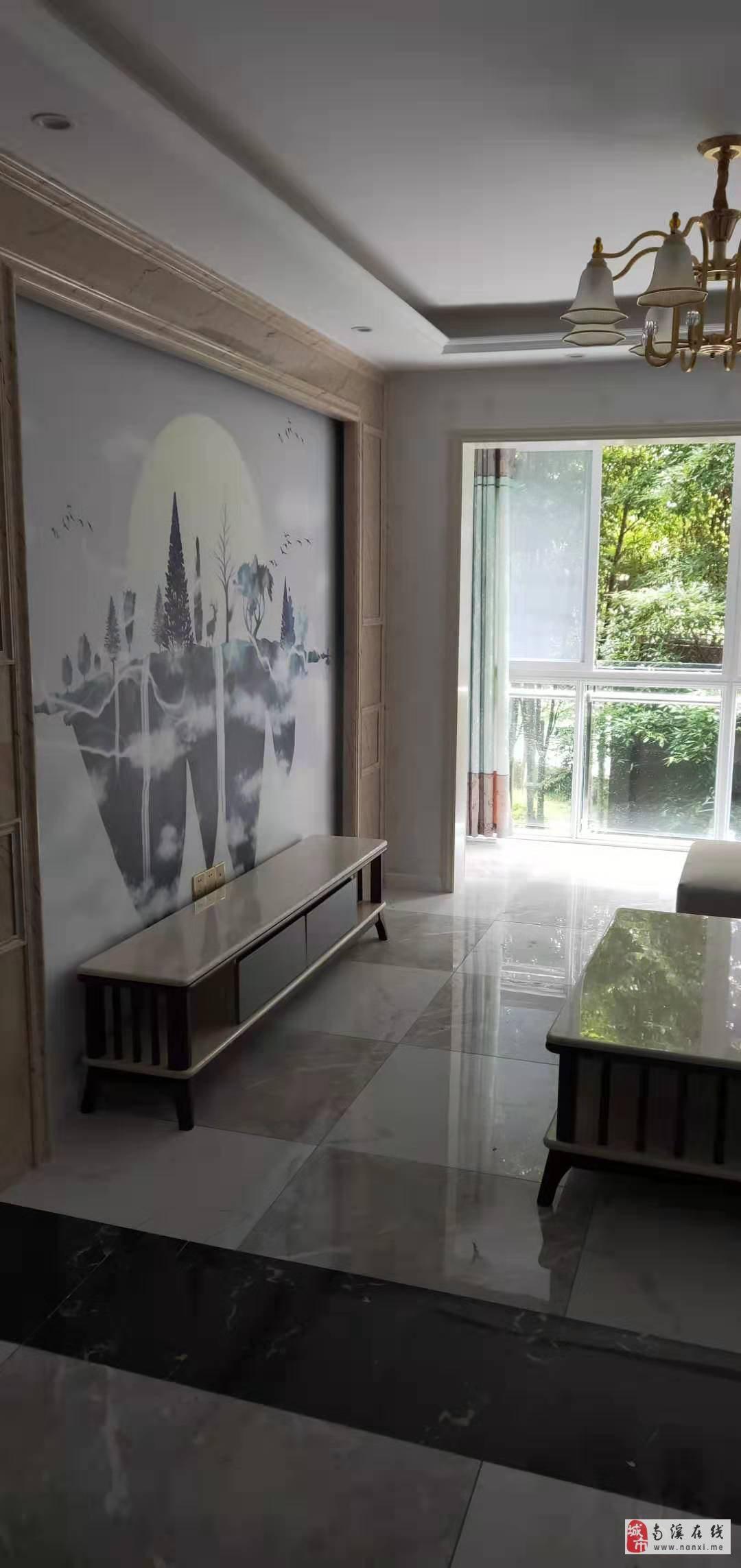 房東發財成都買房現低價出售康安江城一期精裝修三室