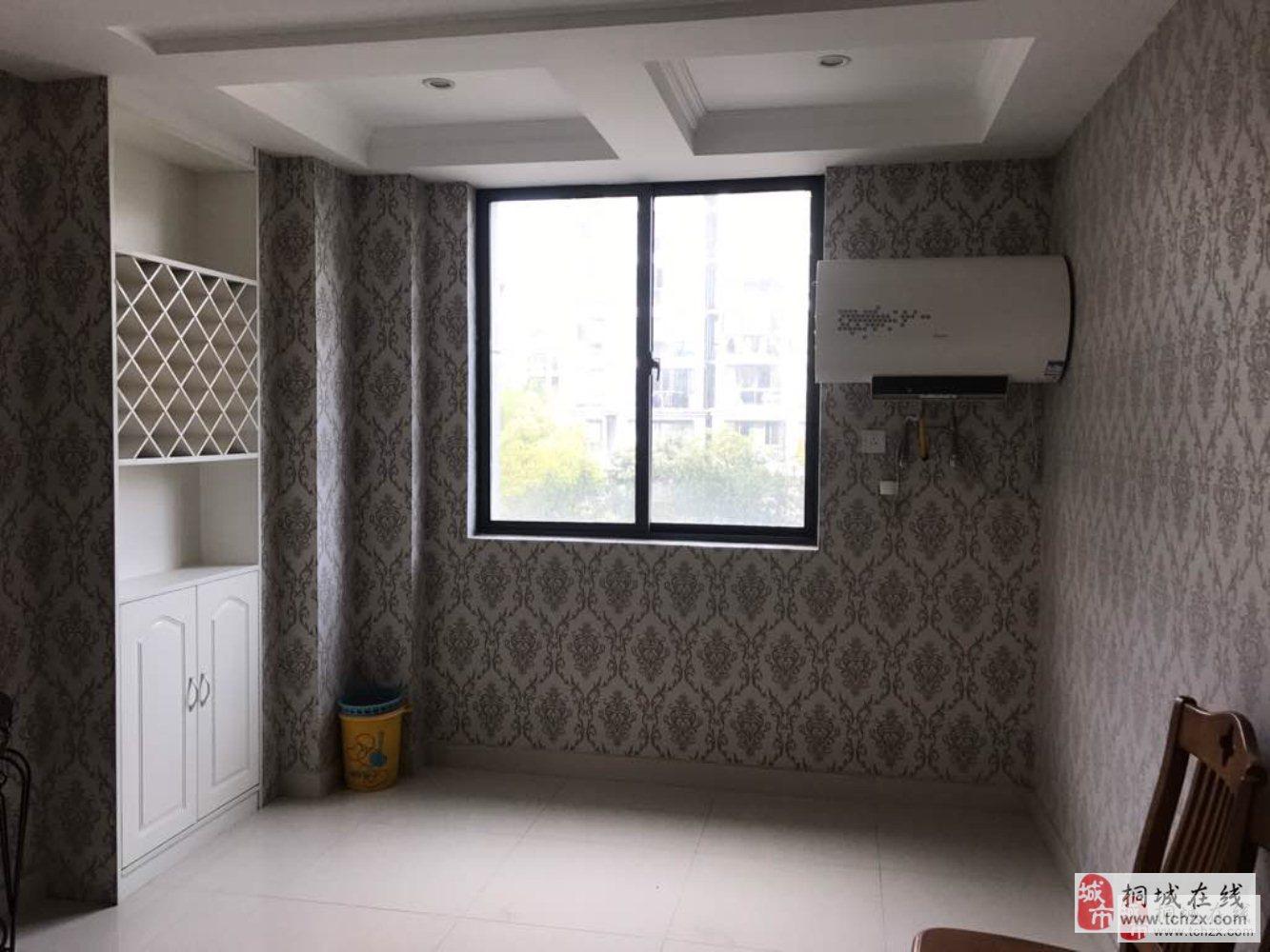 山水龙城精装三室二厅全明户型环境优美满五
