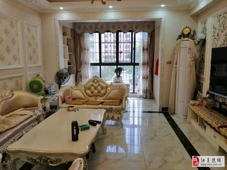 龙山观邸豪装3室2厅2卫159万送60平露台