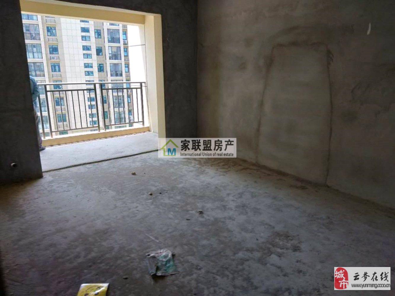 珞珈藍灣3室2廳2衛南北通透,隨時看房49萬元