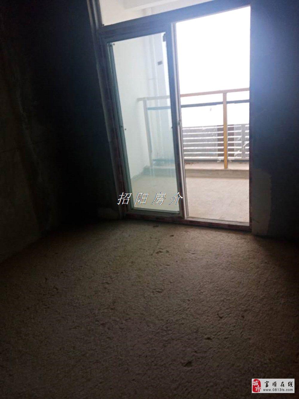 远达西城壹号3室2厅2卫83万元