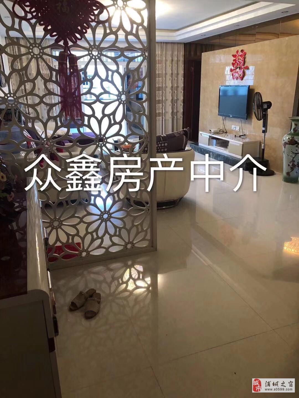仙楼新境精装3室2厅2卫115.8万元