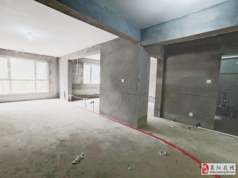 领秀城毛坯一楼90平南北通透急售49.8万