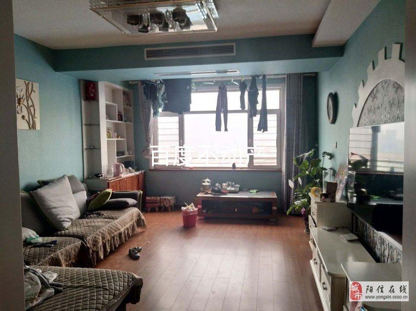 銀座世紀廣場精裝兩居室·送中央空調·可按揭出售