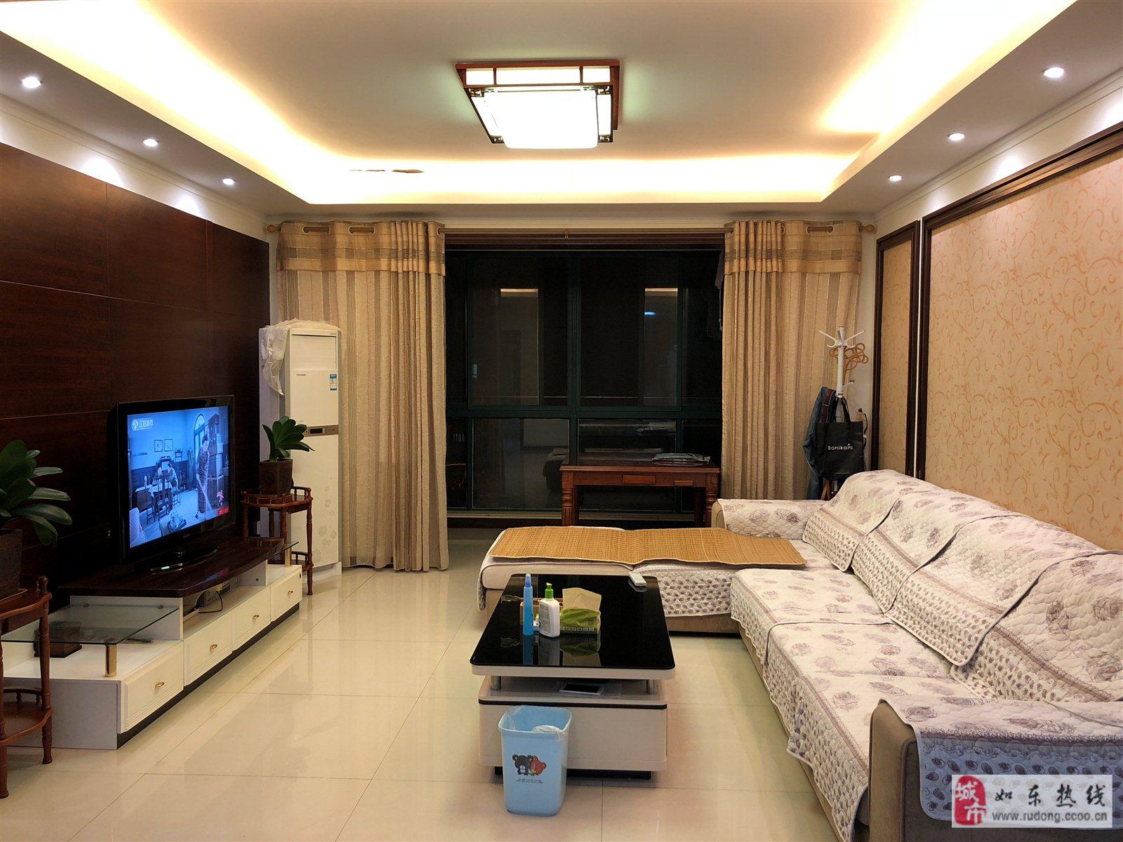 中坤苑3室2廳2衛H戶型136平米128萬