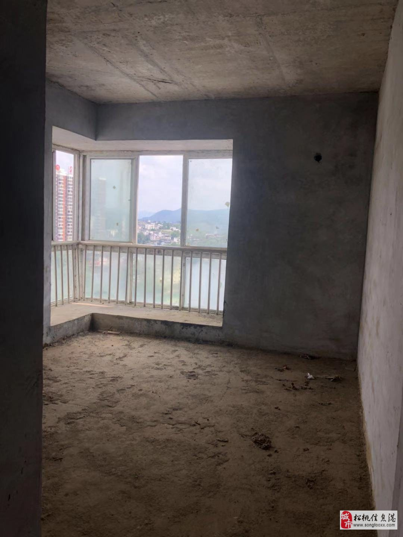 金阳广场3室2厅2卫48.8万元毛坯房