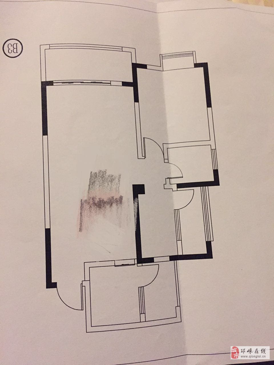 南和郡2室2厅1卫57万元,随时看房