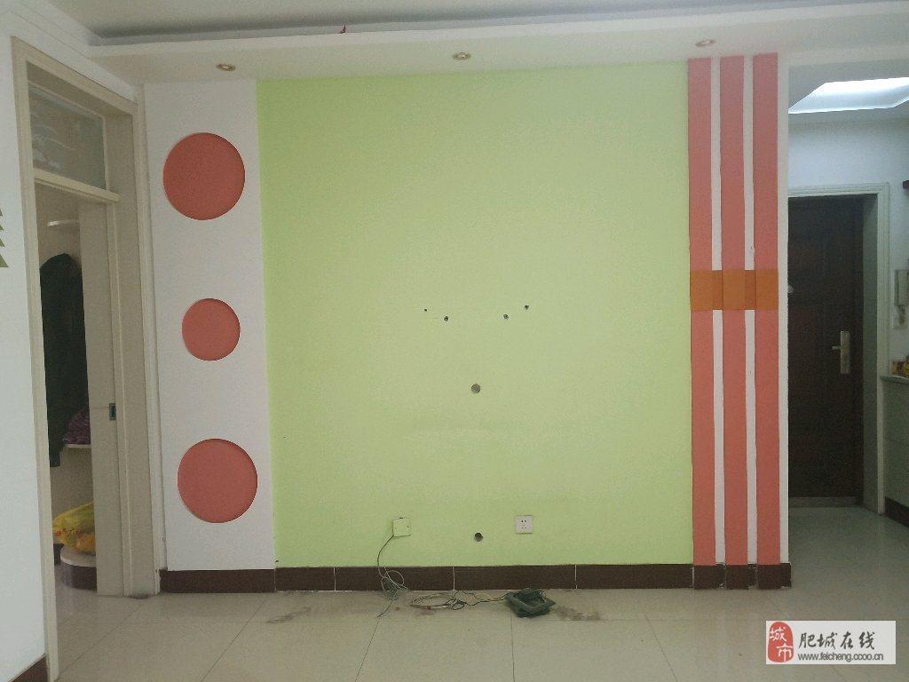 hua楼层好,视野广,学位房出售,明桂花园73万3室2厅1卫普通装修
