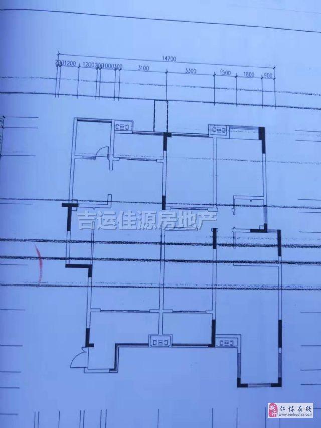 仁懷惠邦國際城4室2廳2衛158.6萬元