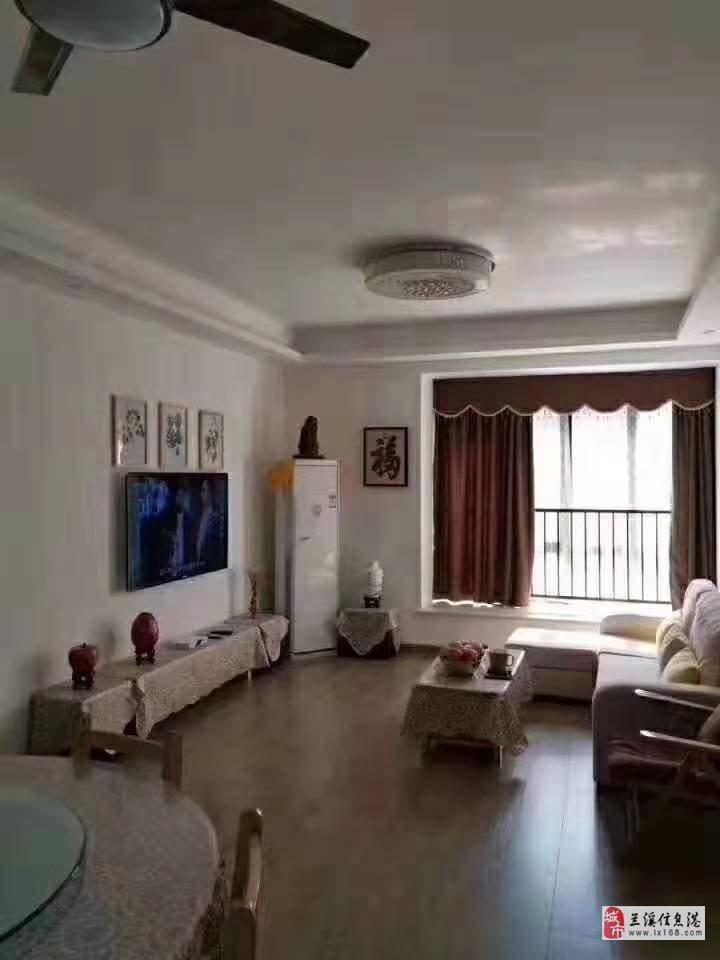 溪西帝景3室2厅2卫110万元赠送15平露台